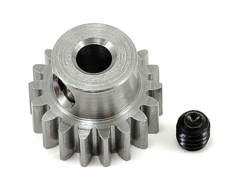 Stahl legierte 48 Pitch metrisch  .6 Modul Ritzel 18 Zähne