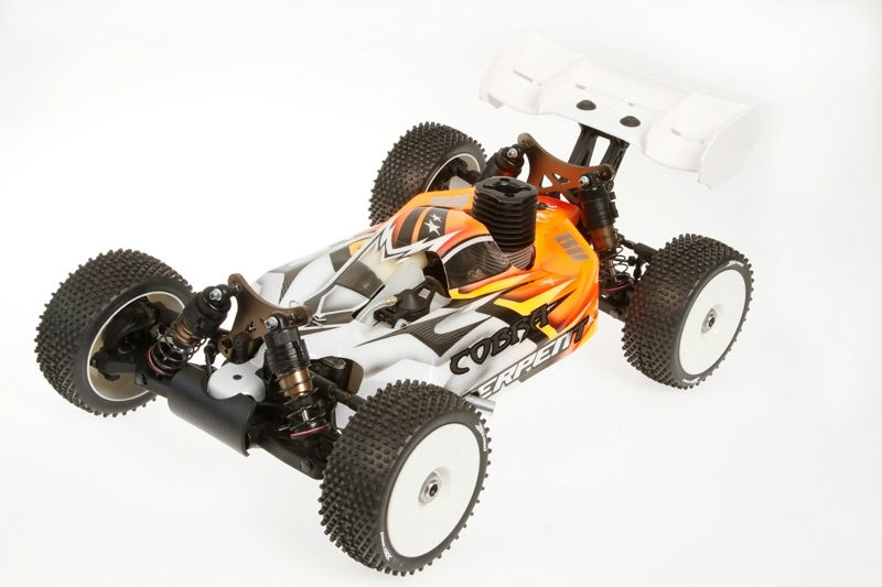 Serpent 811 Cobra Buggy 1/8 4wd Sport