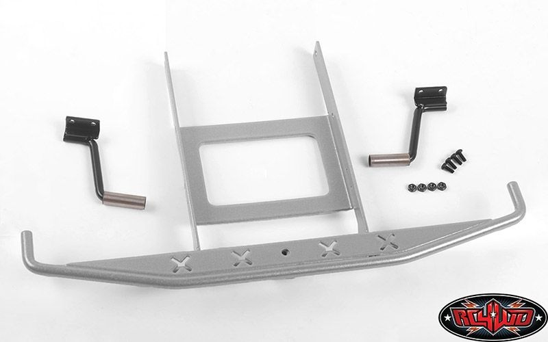 Rough Stuff Metal Rear Bumper for Axial SCX10 II 69ChevyBlz