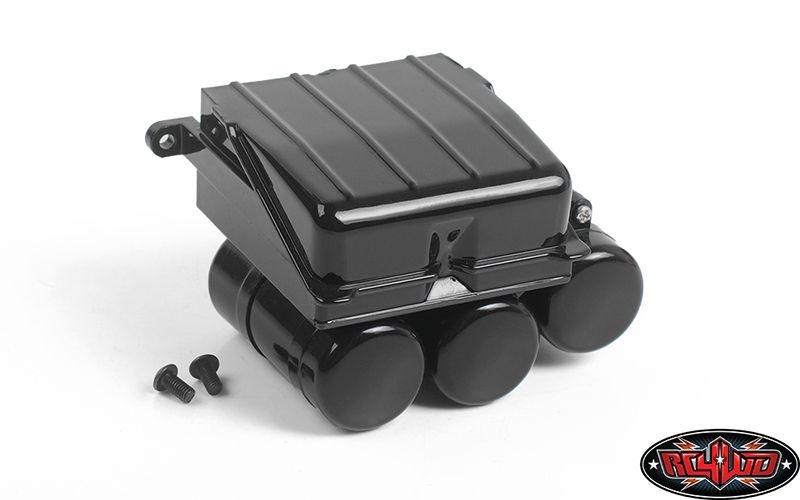 Battery Box for Overland Truck