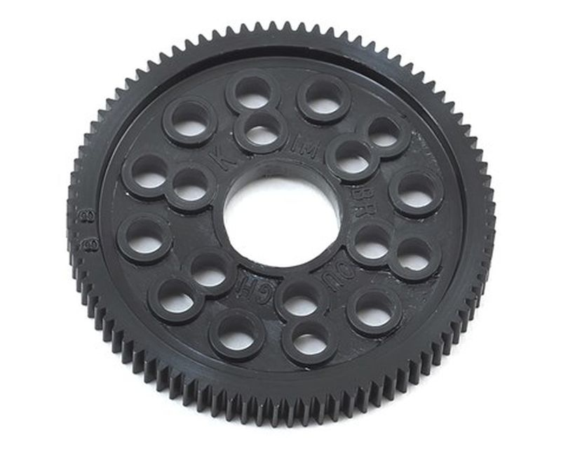 Spur Gear 64DP 88T Thin