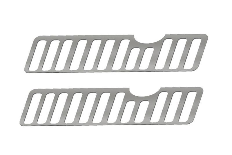 SCALE ACCESSORIES: FENDER VENT FOR TRX-4 FORD BRONCO-2PC SET