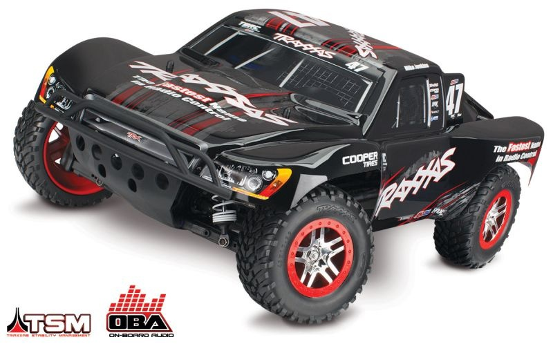 TRAXXAS Slash 4x4 #47 Mike Jenkins BRUSHLESS +OBA