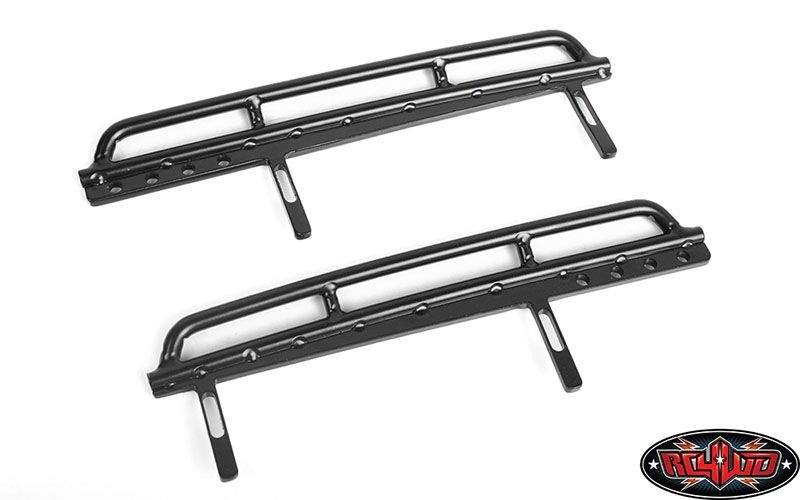 Rough Stuff Metal Side Slider for Axial 1/10 SCX10 III