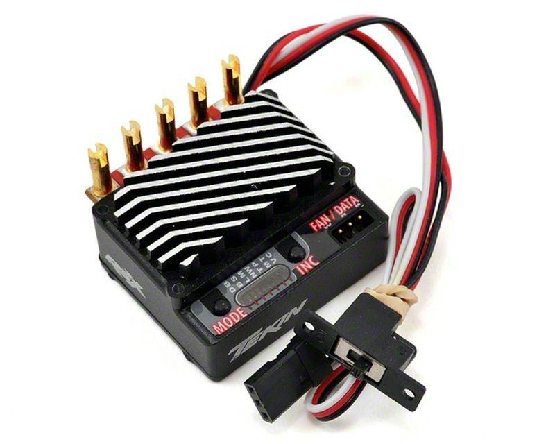 SLVR RSX Mod Sensored/Sensorless D2 ESC
