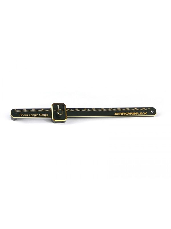 Shock Length Gauge Black Golden