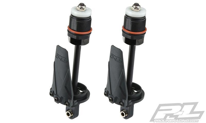 ProLine PowerStroke HD Dämpfer-Kolbenstangen