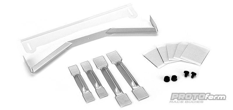 Protoform 1:8 Aero-Kit mit Spoiler & Versteifungen