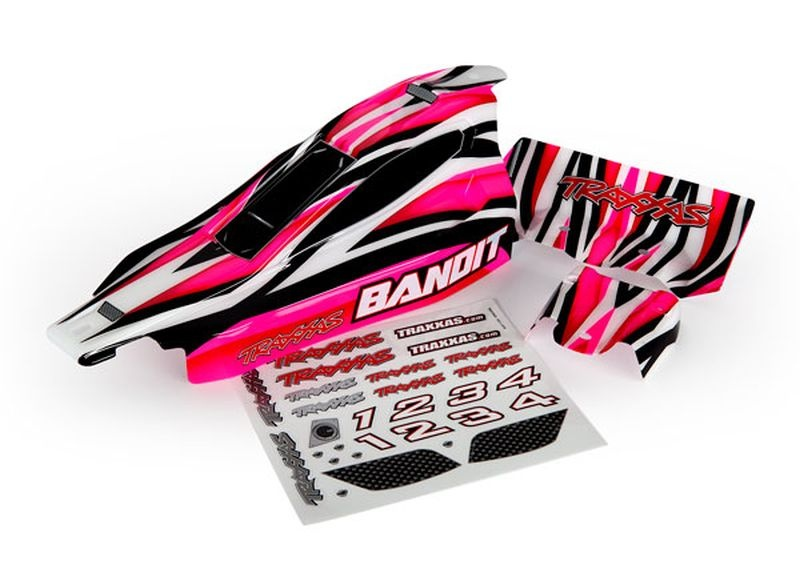 Karosserie Bandit Prographix pink (lackiert)