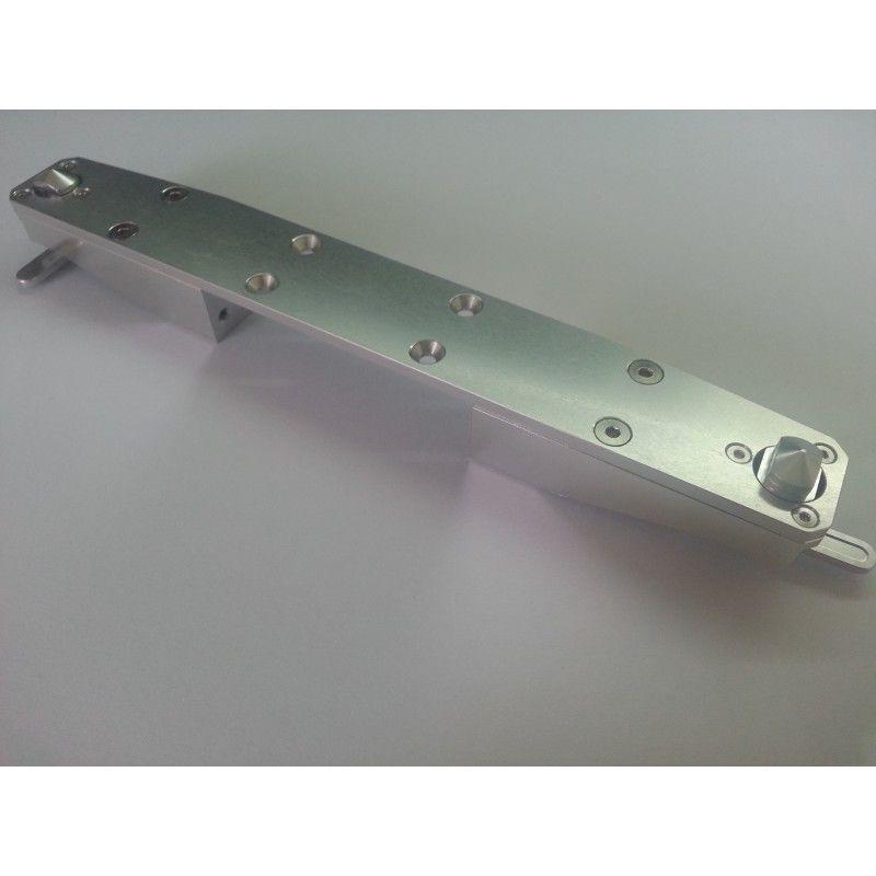 SAMIX Tamyia trailer aluminum twist lock set