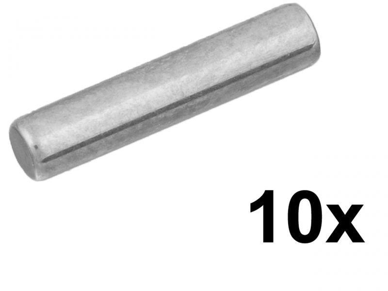Stift 2.5 x 11.8 für Gelenkstück