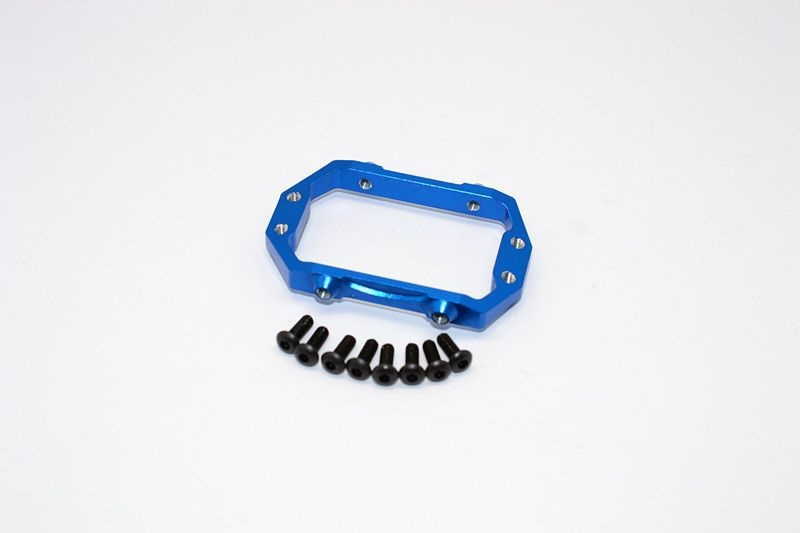 ALUMINIUM SERVO MOUNT - 1PC blue