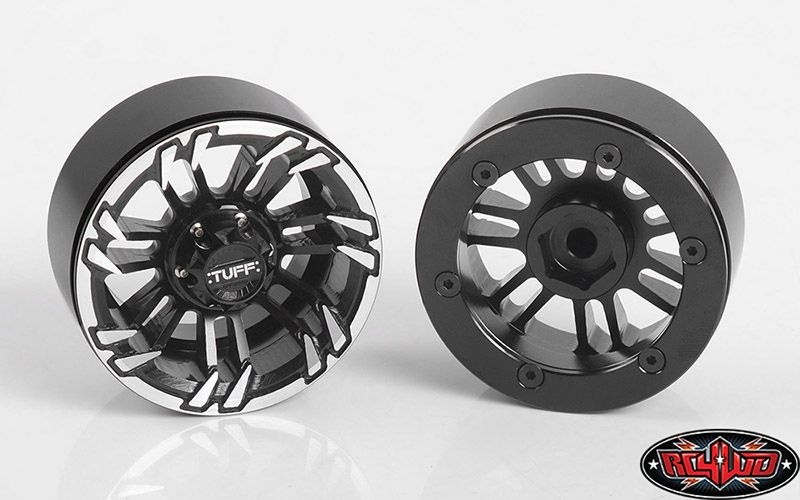 RC4WD TUFF T21 1.9 Internal Beadlock Wheels