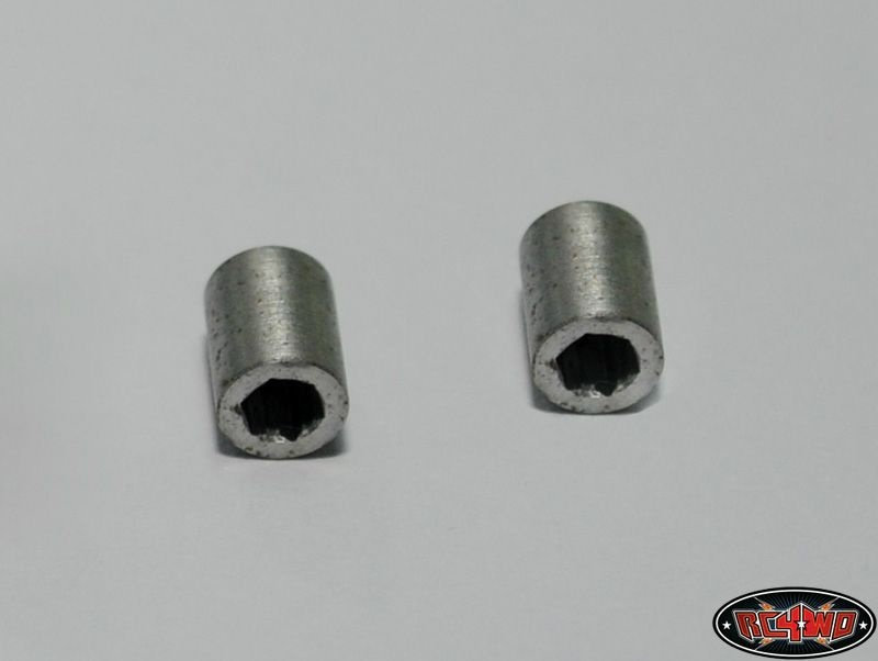 Miniature Scale Hex Bolt Tool for M2.5 & M3 scale bolts (2.5