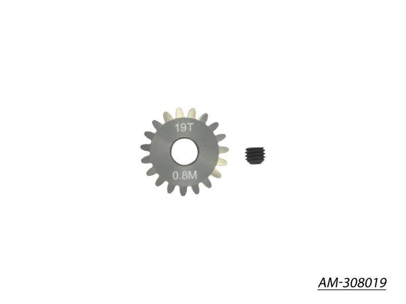 Pinion Gear 0.8M  19T?7075 Hard?