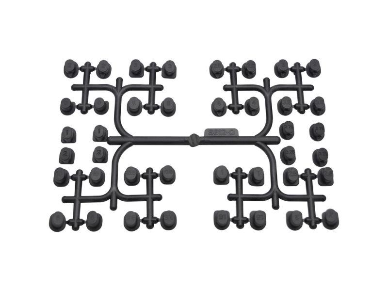 Suspension bracket inserts (36) SRX8T (SER601091)