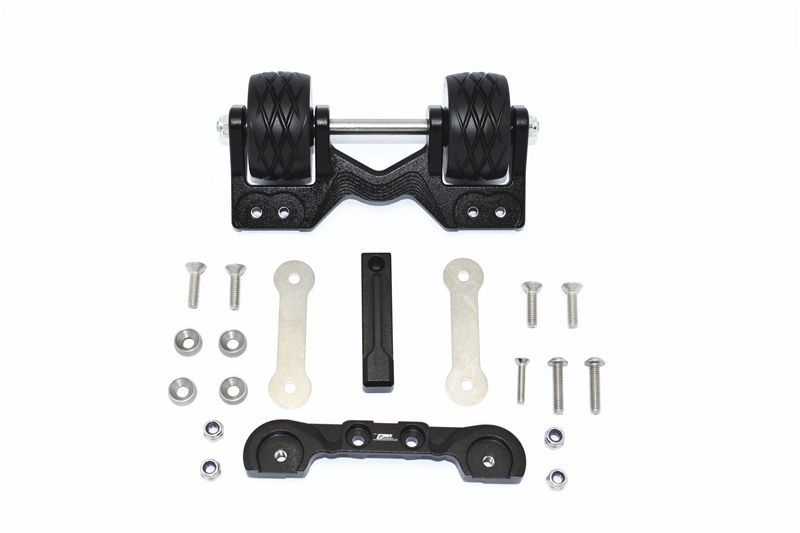 ALUMINUM REAR ADJUSTABLE WHEELIE -20PC SET30