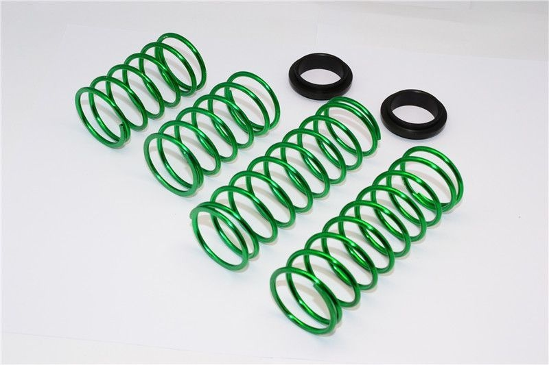 2.6MM COIL SPRINGS ORIGINAL OR OPTIONAL SHOCKS TXM121701SET