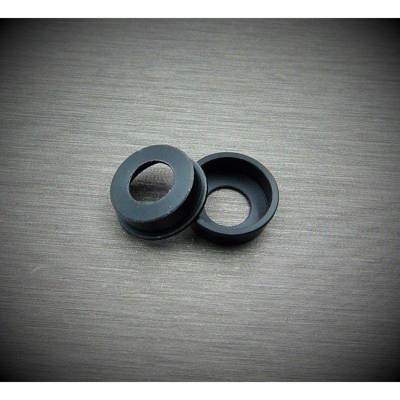 SAMIX SCX10-2 brass knuckle POM bearing busing (2pcs)
