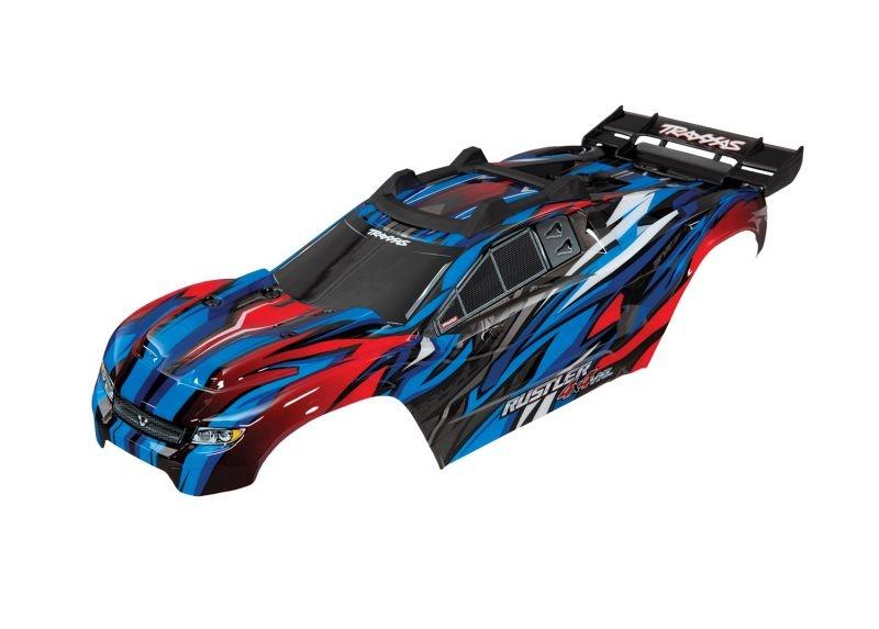 Karo Rustler 4x4 VXL blau