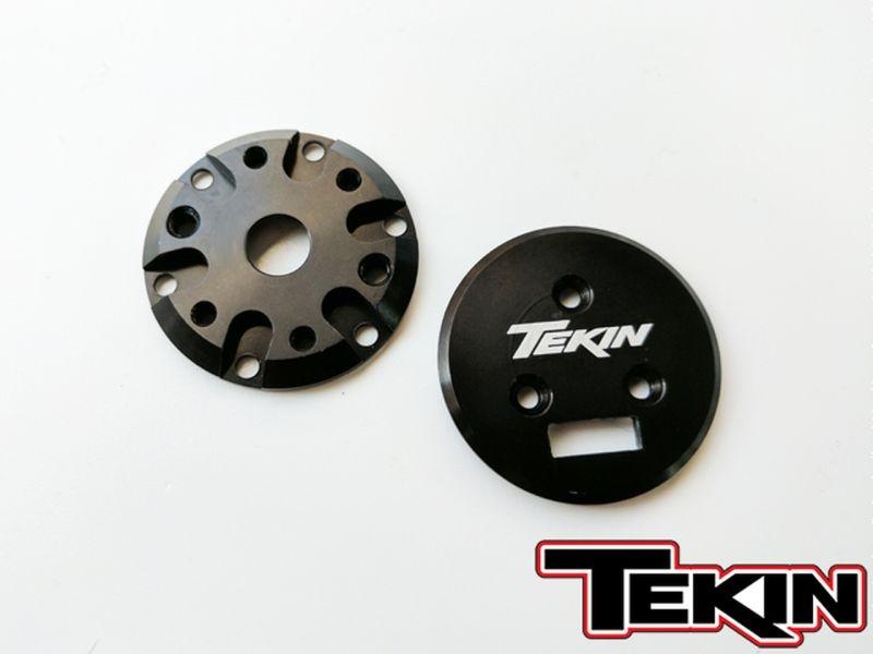 T8gen2 Fr Endbell / Rear Cap / Scrs