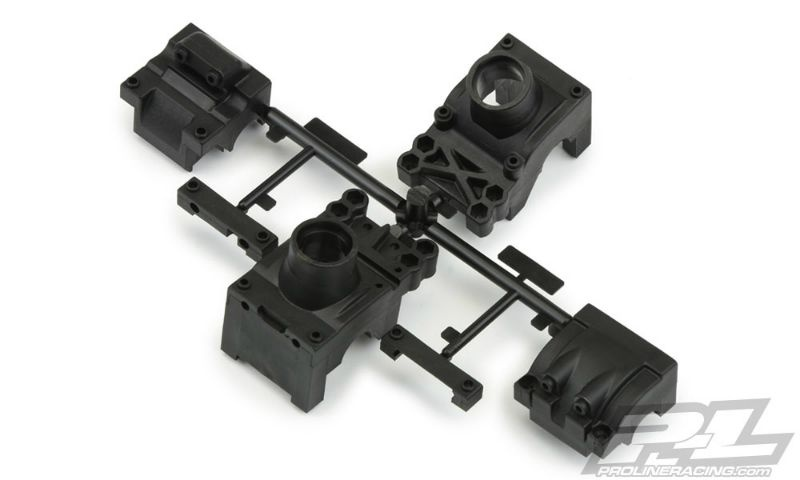 PRO-MT 4x4 Replacement Front and Rear Diff Cases