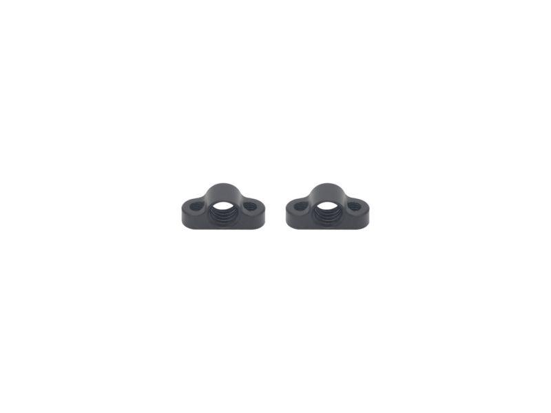 Body support screw mount alu (2) S750 EVO (SER804473)