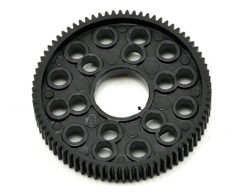 Spur Gear 64DP 78T