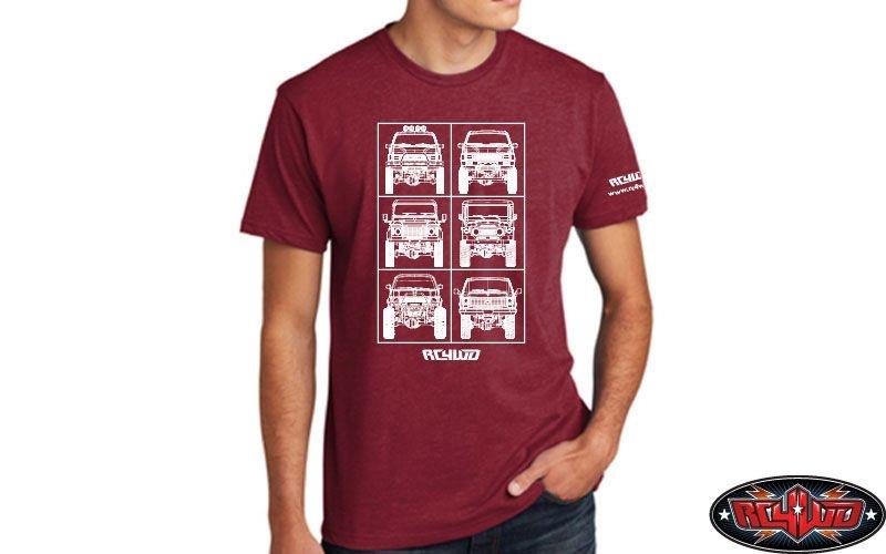 RC4WD BluePrint Shirt (XL)
