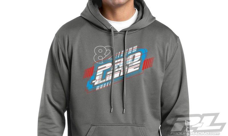 SLVR Pro-Line Energy dunkelgrau Hoodie-Sweater