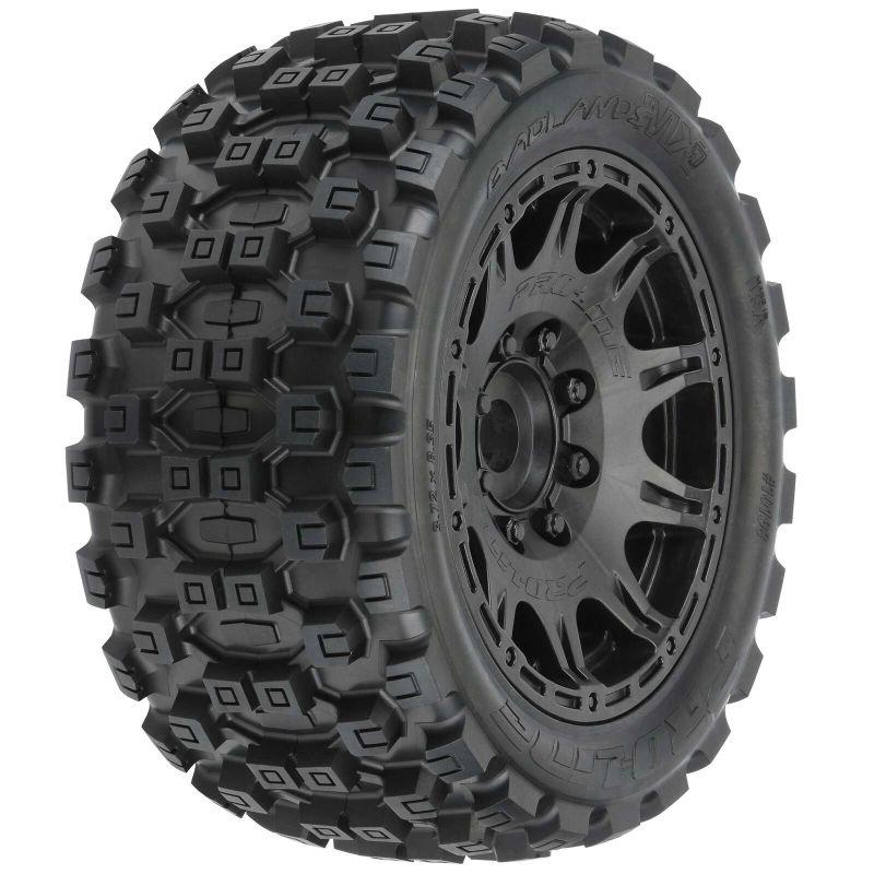 Pro-Line Badlands MX57 All Terrain Truck Reifen v/h (2)