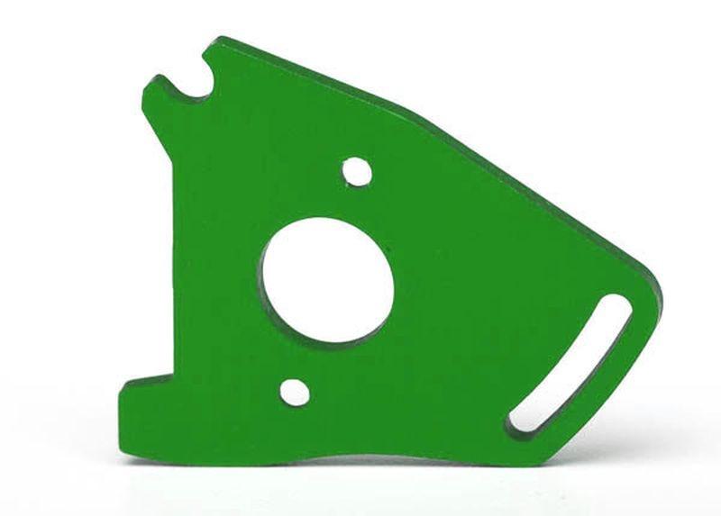 Motorplatte grün