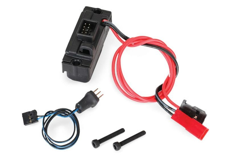 LED LIGHTS, POWER SUPPLY, TRX-4/ 3-IN-1 WIRE HARNESS