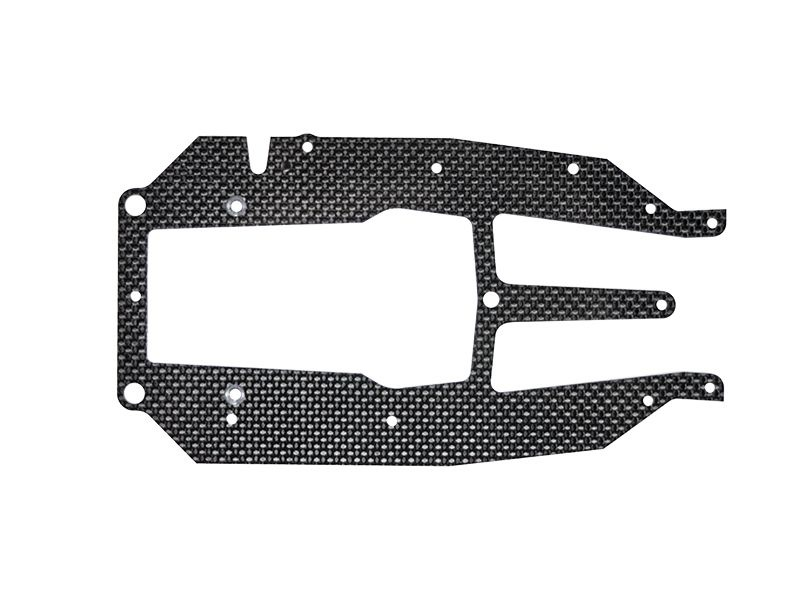Radioplate carbon 2.5mm S989 (SER903783)