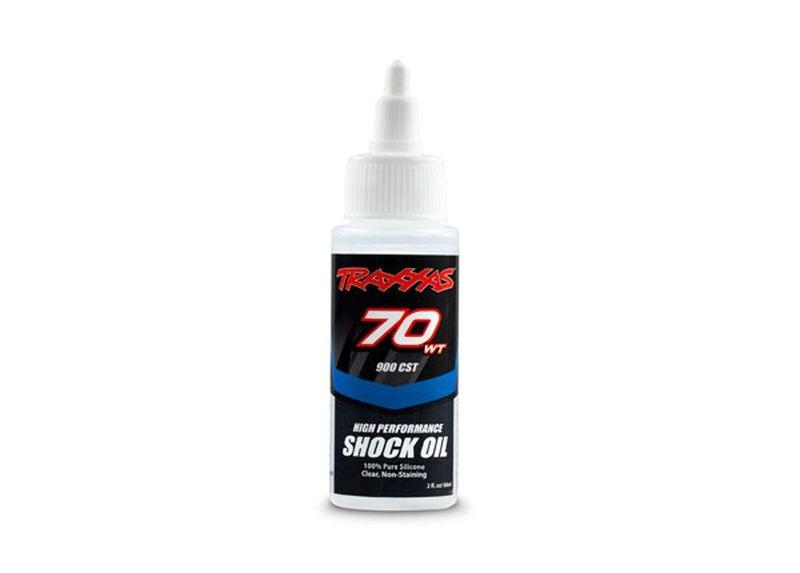 Dämpfer-Öl Silikon 70WT / 900CST (60cc)