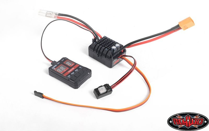 Outcry Extreme Speed Controller ESC w/ Program Card