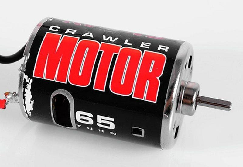 540 Crawler Brushed Motor 65T