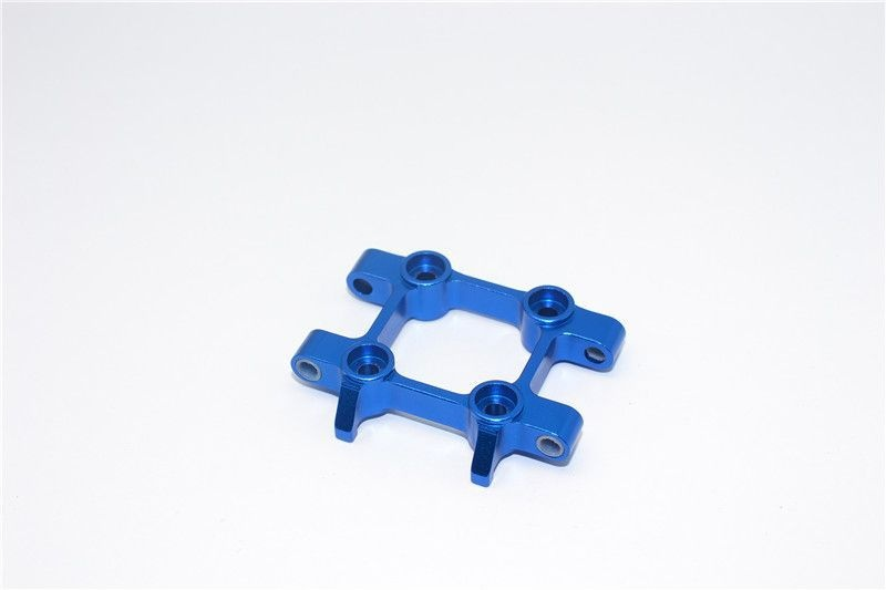 ALUMINIUM FRONT SUSPENSION ARM,  MOUNT - 1PC blue