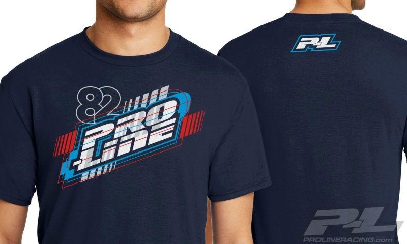 Pro-Line Energy Navy blau T-Shirt