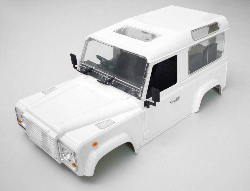 1/10 Land Rover Defender D90 Hard Plastic Body Kit