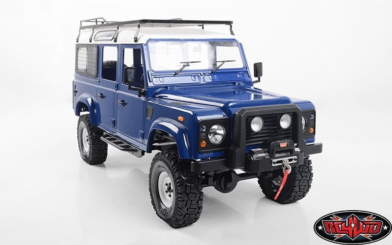 RC4WD Gelande II LWB RTR w/D110 Hard Body Set