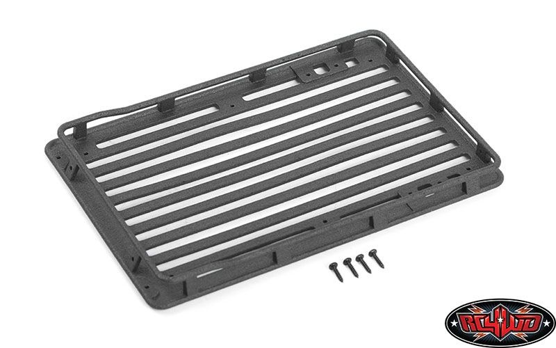 Micro Series Roof Rack for Axial SCX24 1/24 Jeep Wrangler RT