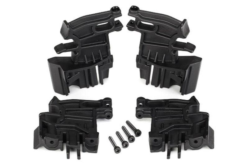 Akku Hold-Down Halter, links (2) rechts (2) 3x18mm CS (4)