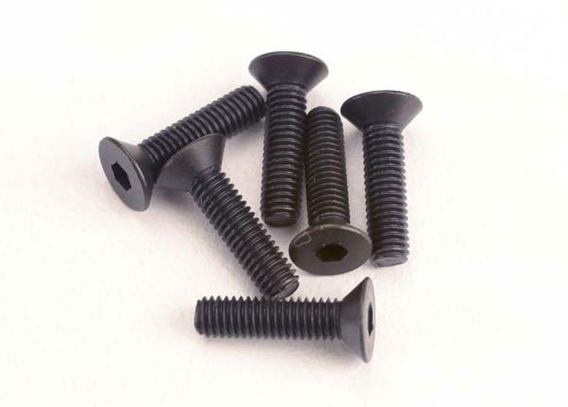 3x12mm Senk Sechskants-Schraube