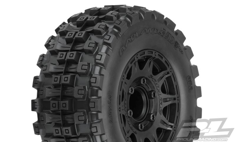 ProLine Badlands MX28 All Terrain BELTED Truck Reifen v/h(2)