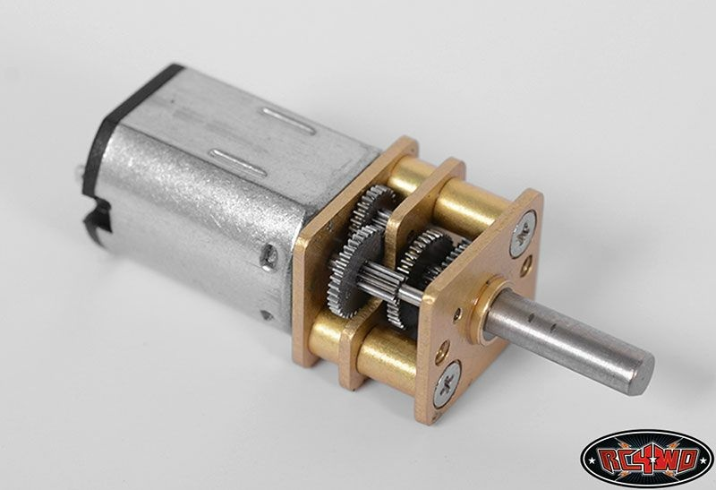 Replacement Motor/Gearbox for 1/10 Warn 9.5cti Winch