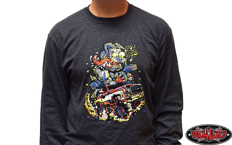 RC4WD DogFunk Long Sleeve Shirt (XL)