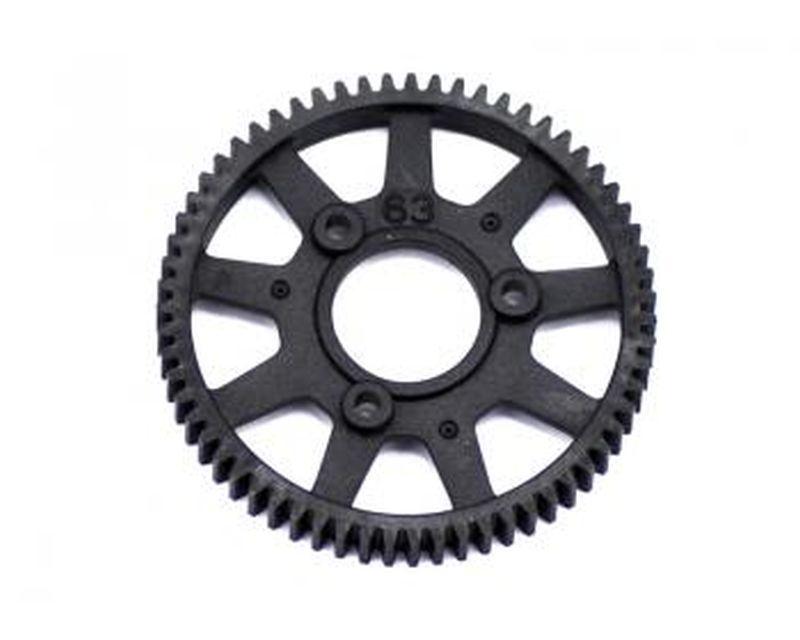 2-speed gear 63T SL8 XLI V2 (SER903638X)