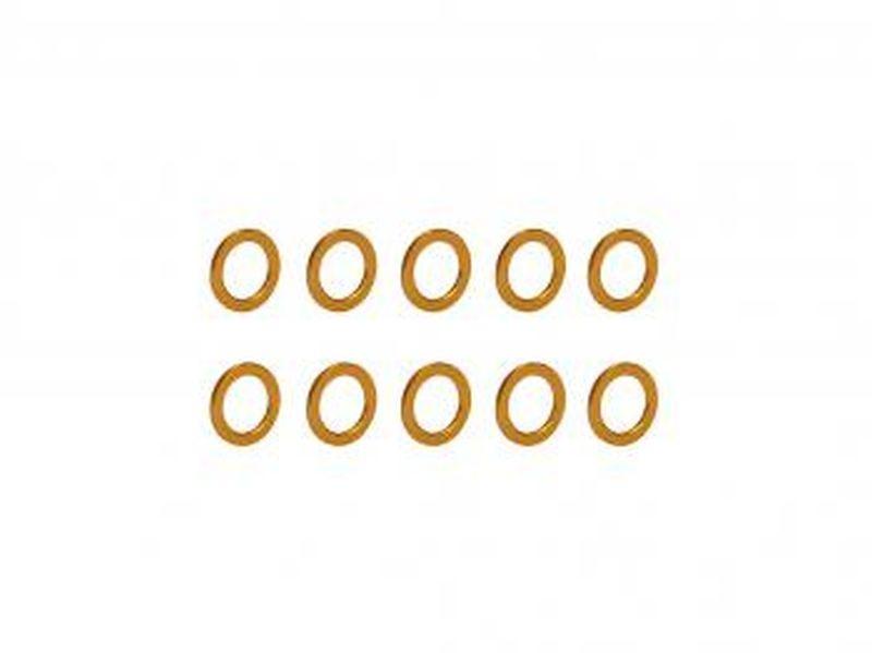 Shim 4x6x0.5 (10) (SER110461)