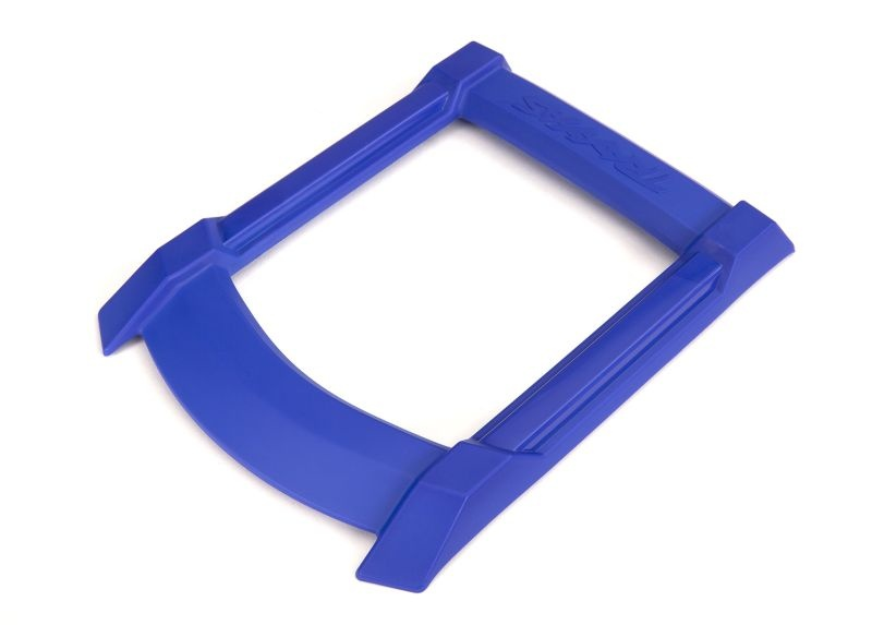 Dach Skid-Platte blau (erfordert TRX7713X)
